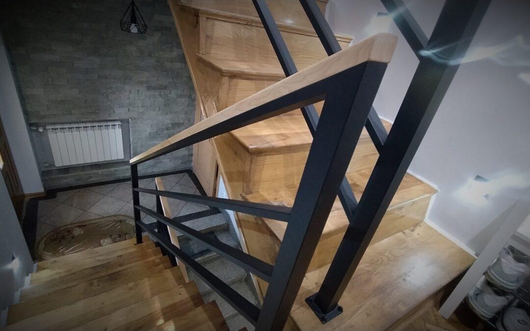 Zakopane-Podhale  Balustrada Schodowa